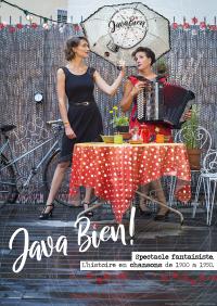 affiche Java Bien ! © Melinda Sarasar