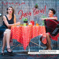 Pochette CD Java Bien ! © Christiane Lombard
