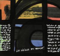 Pochette CD La Vieille du Monde © Christiane Lombard - La Masure Cadencée